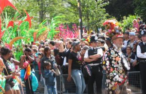 photo ouverture du Carnaval de Notting Hill