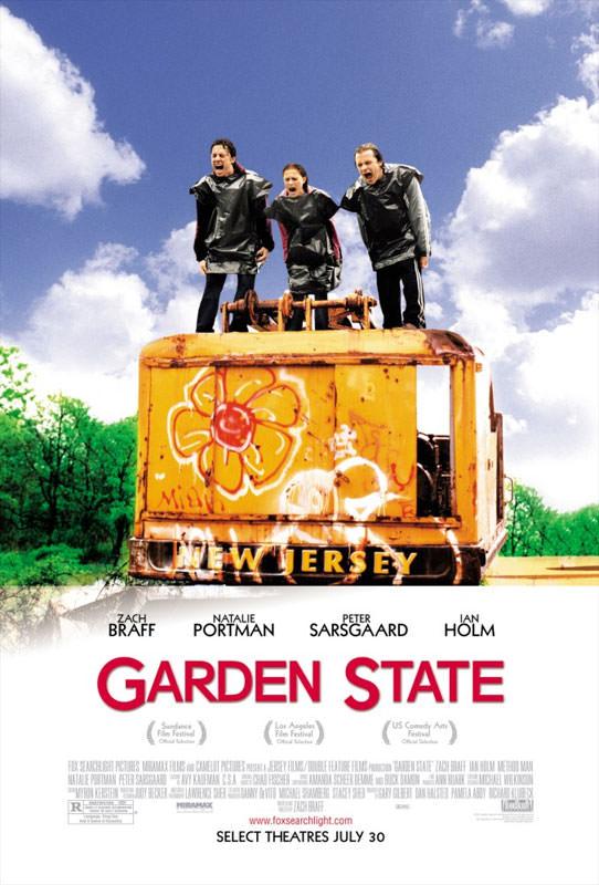 Affiche du film Garden State
