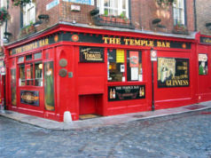 photo du pub The Temple Bar de Dublin