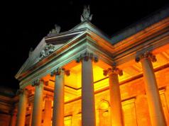 photo banque Irlande