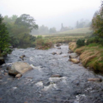 photo de rivière à Glendalough