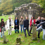 photo souvenir de Glendalough