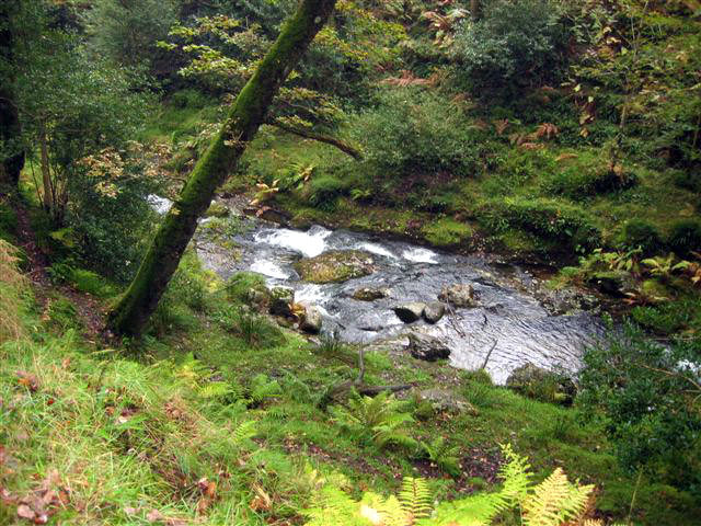 Photo de Glendalough River