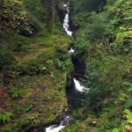 photo de ruisseau à Glendalough
