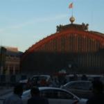 Image gare Atocha Madrid