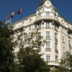 photo du Ritz de Madrid