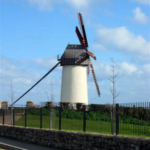 photo du moulin à Skerries en Irlande