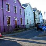Des maisons à Dalkey