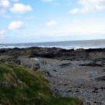plage de Skerries en Irlande