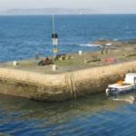 Port prés de Dalkey