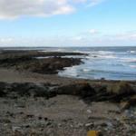 vue sur la plage, Dalkey Irlande