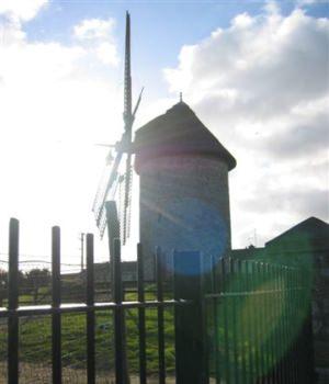 levé de soleil à Skerries, Irlande