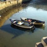 Des bateaux à Dalkey