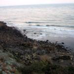 Dalkey, la plage