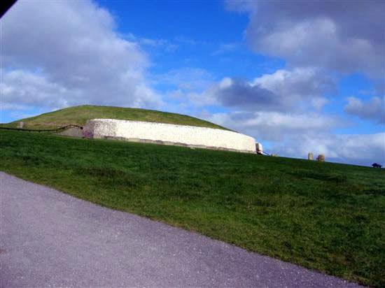 site de Brú na Bóinne à Newgrange