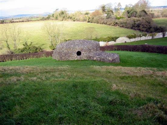 photo de Cairn à Newgrange, en Irlande