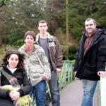 photo amis voyage dublin