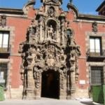 Une facade à Madrid
