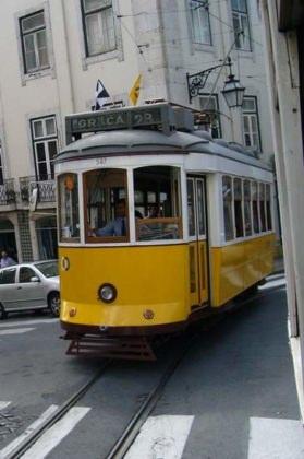 photo electrico 28 de Lisbonne