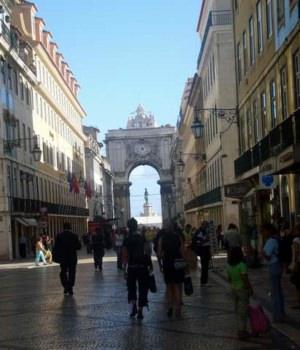 photo porte de Lisbonne