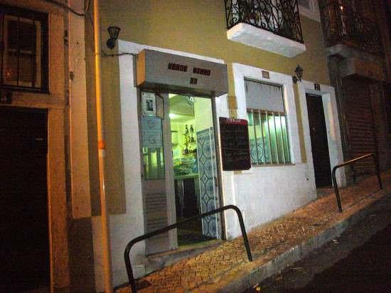 photo restaurant verde minho Lisbonne