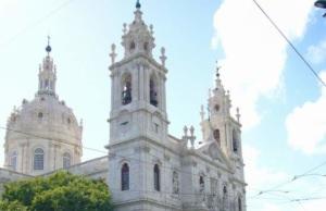 photo église Lisbonne