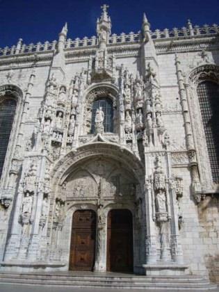 photo du monastère de Lisbonne