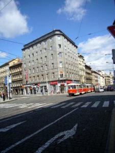 Prague, Europe de l'Est