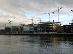 Le Port de Dublin en 2005