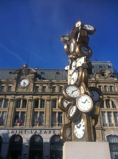 Le décalage horaire inspire les voyageurs