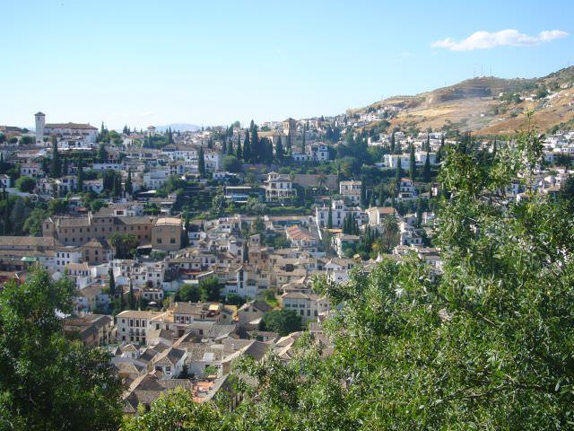 Mes carnets de voyage à Grenade, Andalousie
