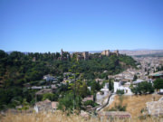 Carnet de voyage à Granada, découverte de l'Alhambra...