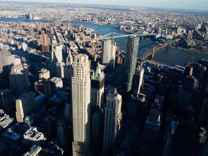 photo du Brooklyn Bridge de New York