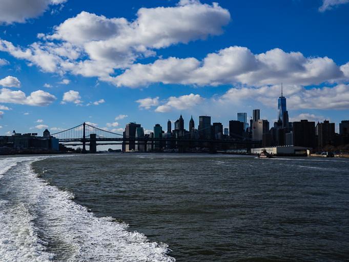 photo vue panoramique de New York