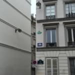 photo de Space Invaders à Paris
