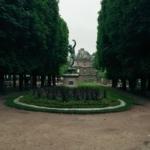 photo au palais du Luxembourg