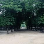 Un peu de mystère sur le sentier de Paris à pied...