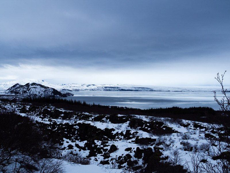 photo de voyage en Islande